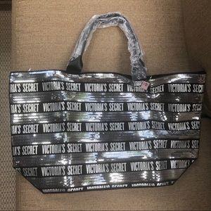 NWT Victoria's Secret tote bag set